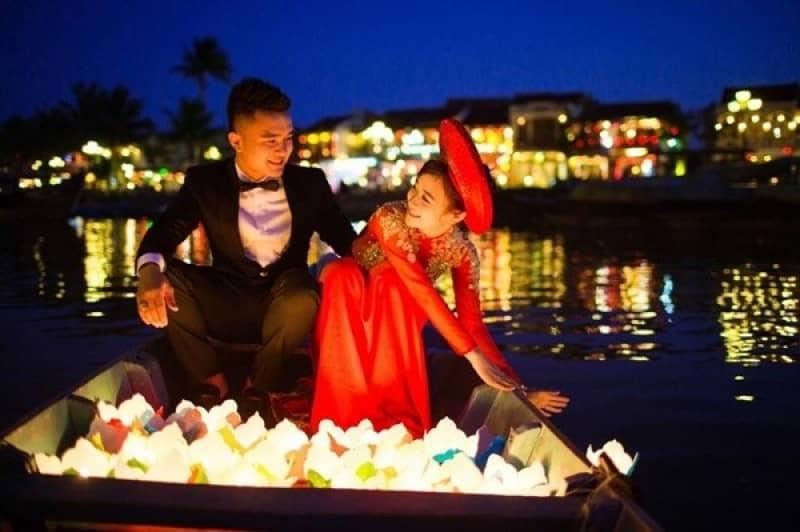 Những địa điểm chụp ảnh cưới Hội An tuyệt đẹp