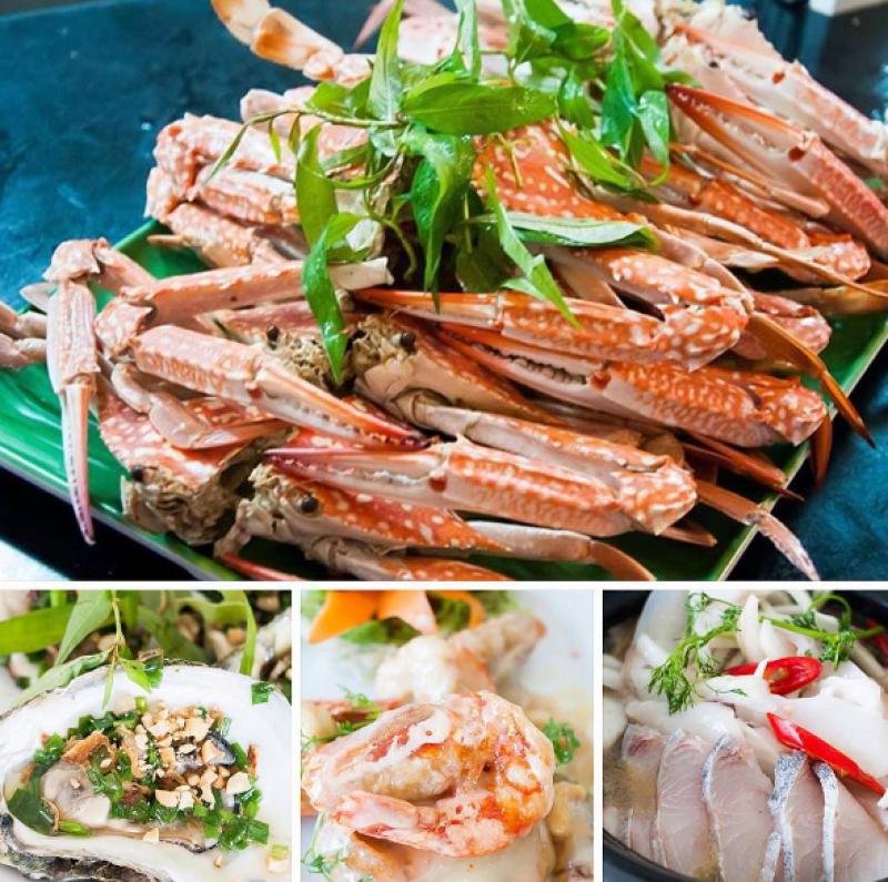 Danh sách những quán ăn ngon ở Vũng Tàu