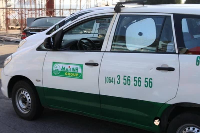 Danh bạ số điện thoại những hãng Taxi Vũng Tàu