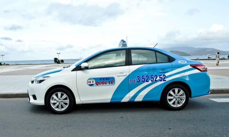 Danh sách số điện thoại các hãng taxi Nha Trang