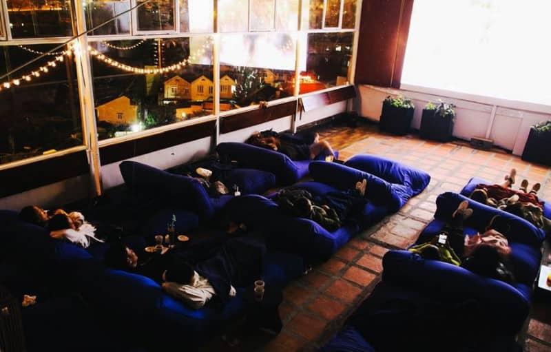 The Dreamer - rạp chiếu phim ngoài trời đầu tiên tại Đà Lạt
