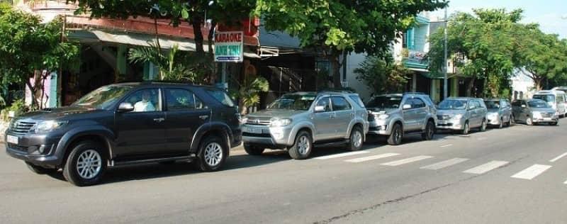 Thuê xe tự lái Nha Trang tự do khám phá thành phố