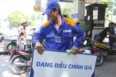 15h chiều nay, xăng có thể tăng 22,500 đồng/lít