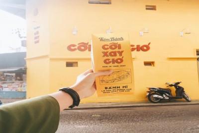 Check-in Cối Xay Gió - Tiệm bánh mì mới xuất hiện ở Đà Lạt