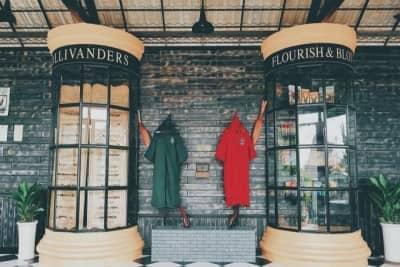 Cafe Harry Potter ở Đà Lạt