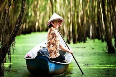Ghé thăm rừng tràm Trà Sư, rừng tràm đẹp nhất miền Tây