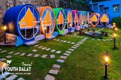 The Circle hostel Đà Lạt - Một Phong Cách Độc Đáo