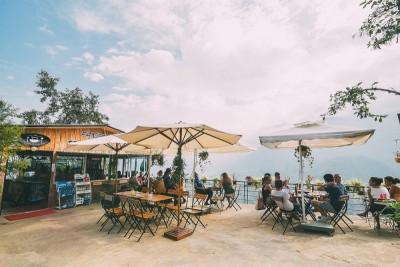 5 quán cafe vươn đến mây trời nổi đình đám Sapa