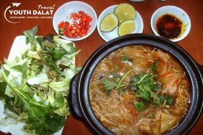 Nhà hàng Hoa Sen - Ẩm thực chay Đà Lạt