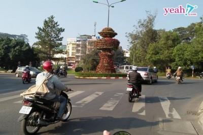 Có một thành phố 'không đèn đỏ' yên bình nhất ở Việt Nam!