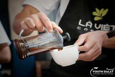 Cà phê Là Việt - Tinh tuý giọt cà phê Việt