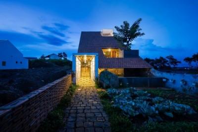 Lâm Đồng:Ngắm tuyệt tác Uncle's House tại cao nguyên Di Linh