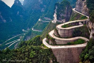 Mê mệt trước khung cảnh thiên nhiên hùng vỹ ở Trung Quốc