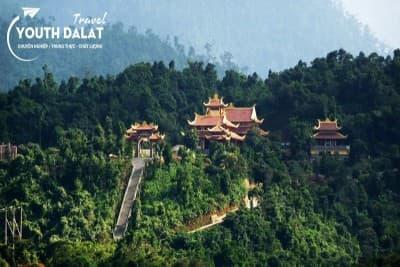 Thiền Viện Trúc Lâm Đà Lạt - Chốn thanh tịnh ven hồ