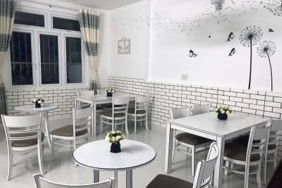 Black and White coffee Đà Lạt - Quán cà phê trắng đen Đà Lạt