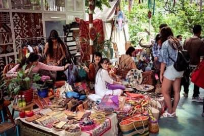 Phiên chợ BOHEMIAN quá trời đồ đẹp ngay Đà Lạt