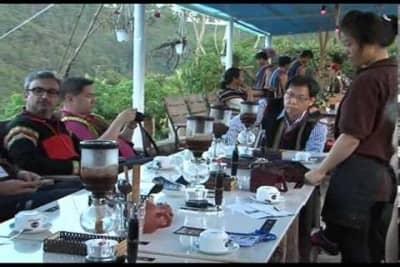 Cà phê chồn Đà Lạt địa điểm hấp dẫn