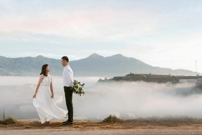 Nên chụp ảnh cưới Đà Lạt vào thời điểm nào là thích hợp nhất