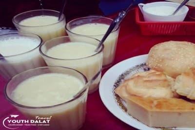 Sữa đậu nành nóng - Hương vị riêng của Đà Lạt