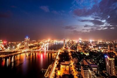 Mê mẩn với thành phố đáng sống nhất Việt Nam về đêm