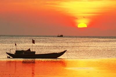 Chơi 'tẹt ga' ở đảo Lý Sơn chỉ với 3 triệu