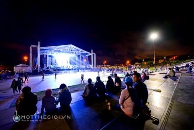 Đêm nhạc Trịnh lớn nhất tại Đà Lạt sẽ diễn ra tối nay