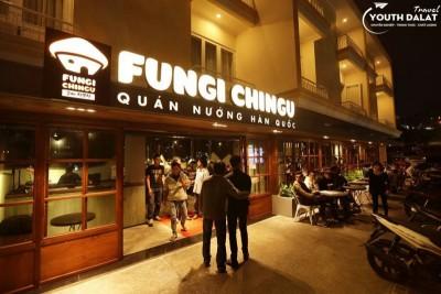 Fungi Chingu - Món nướng Hàn Quốc tại Đà Lạt