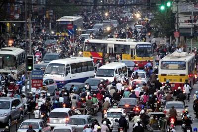 Khách Tây nói người Việt bấm còi xe như chơi nhạc