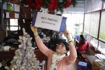Khách sạn Đà Lạt đồng loạt tăng giá phòng