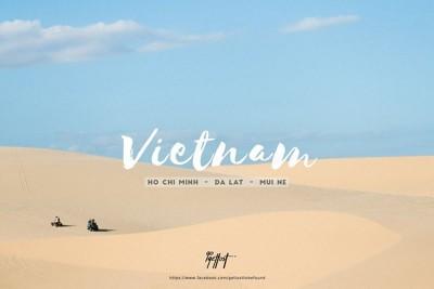Việt Nam xuất hiện tuyệt đẹp trên trang du lịch Thái Lan