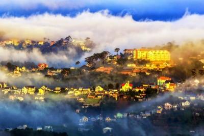Những địa điểm để ngắm cảnh Đà Lạt từ trên cao đẹp nhất