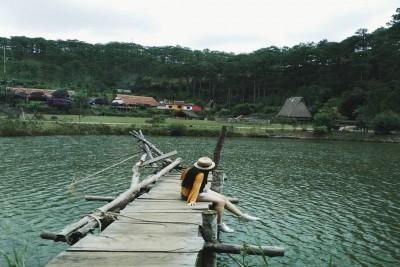 4 cây cầu gỗ giữa không trung làm say lòng bao thực khách