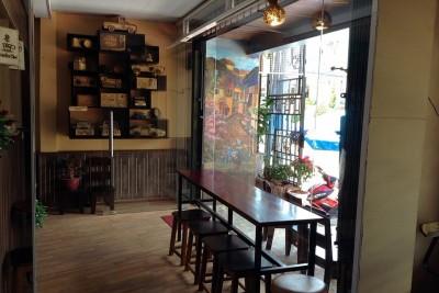 Độc đáo quán cà phê Mô hình ở Bảo Lộc