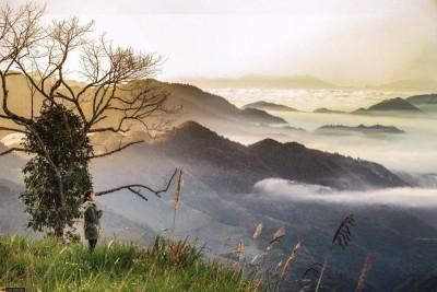 Săn Mây ngay 'cổng trời ' Mường Lống ở Xứ Nghệ