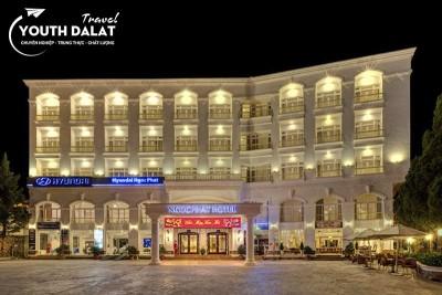 5 khách sạn Đà Lạt chuẩn 3 sao'lung linh'không kém gì resort