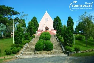 Nhà thờ Domaine de Marie Lãnh địa Đức Bà
