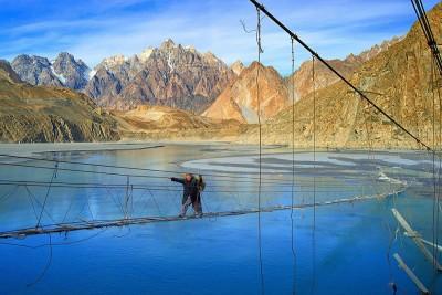 Top 13 cây cầu đáng sợ nhất trên thế giới