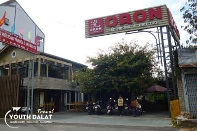 Nhà hàng lẩu & nướng Oron