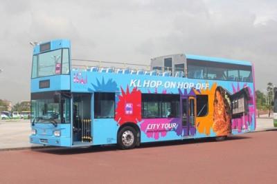 Lâm Đồng: Thí điểm vận chuyển khách du lịch bằng xe hai tầng