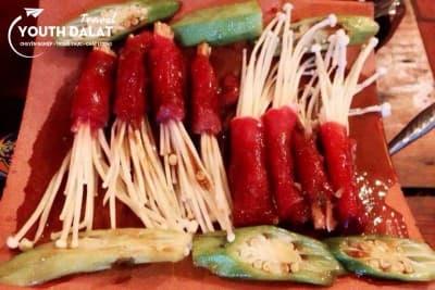 Quán xưa - Ẩm thực nướng của Đà Lạt