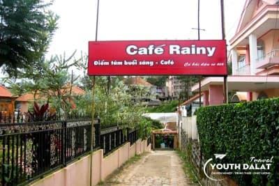 Cafe Rainy Đà Lạt