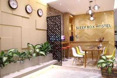 Sleep Box Hostel - một nơi cực chất để 'đưa nhau đi trốn'