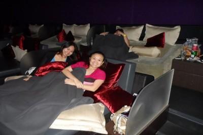 Rạp chiếu phim giường nằm đầu tiên sắp ra mắt tại CGV
