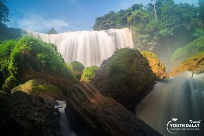 Thác Voi - ngọn thác hoang sơ, bí ẩn tại Lâm Đồng