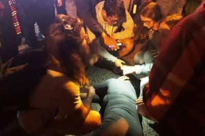 Nữ du khách bị đánh bất tỉnh tại chợ đêm Đà Lạt