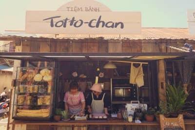 Totto-chan, tiệm bánh đang 'hot rần rần' tại Đà Lạt