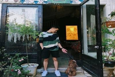 'Đưa nhau đi trốn' tại Tiệm cà phê Hoa Hồng Đà Lạt