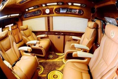 Tổng hợp các tuyến đưa đón bằng Limousine chỉ từ 80k/vé