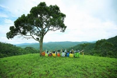 Trải nghiệm đáng nhớ trên cung trekking Tà Năng - Phan Dũng
