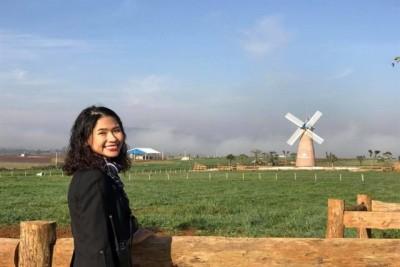 Trang trại sữa Oganic đạt chuẩn Châu Âu tuyệt đẹp ở Đà Lạt